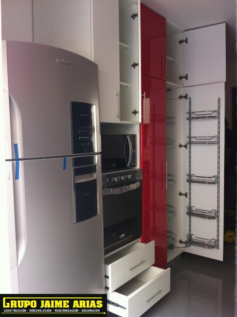 Puertas de formica para cocinas cool muebles de cocina en for Puertas de cocina formica